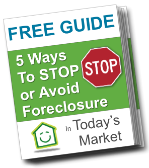 Contact Grateful Nuts Homes to get this Free Guide on How to Stop or Avoid Foreclosure in Today's Market!
